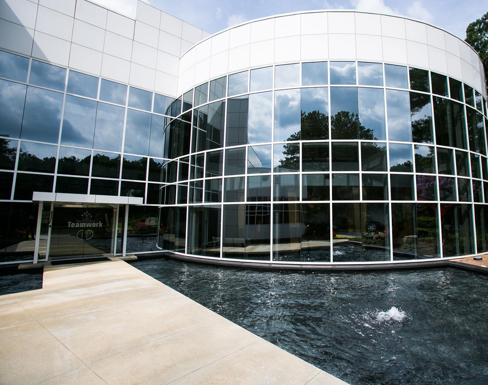pacesetter steel world headquarters atlanta ga