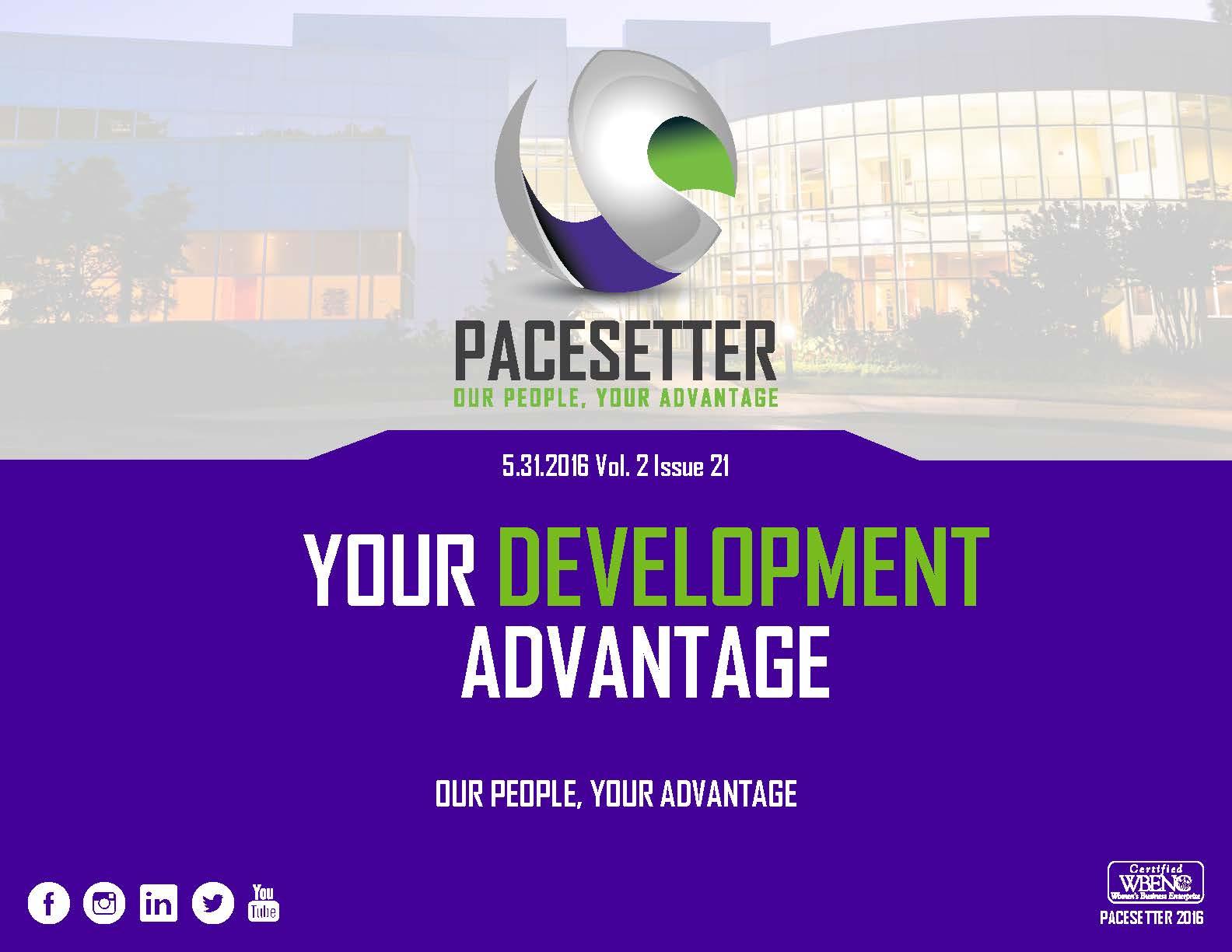 Your Development Advantage