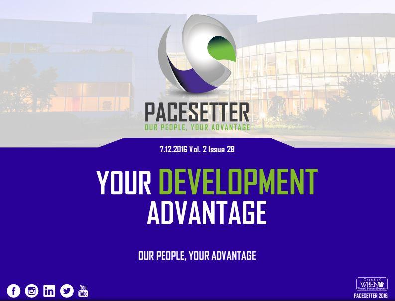 Pacesetter Advantage July 12