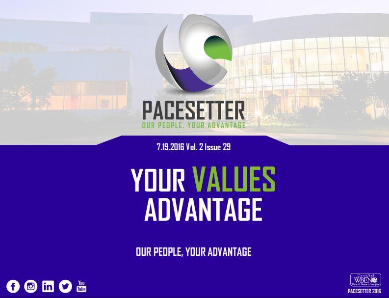 Pacesetter Advantage July 19