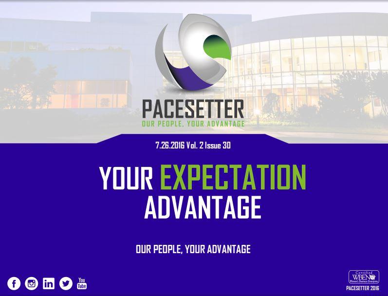 Pacesetter Advantage July 26